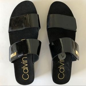 Calvin Klein Slide Sandals
